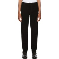 Belstaff Black Wimbourne Trouser