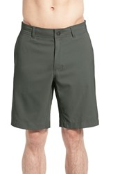 The North Face Men's 'Pacific Creek 2.0' Flashdry Hybrid Swim Shorts Spruce Green