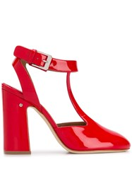 Laurence Dacade Tatiana Sandals Red