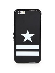 Givenchy Star Iphone 6 Plus Case Black White