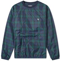 Nanamica Wind Sweat Green