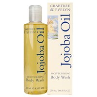 Crabtree And Evelyn Jojoba Oil Moisturising Body Wash 250Ml