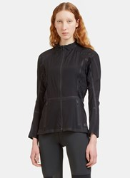 Y 3 Sport Airflow Laser Cut Lightweight Jacket Black