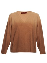 Max Mara Memo Sweater Brown