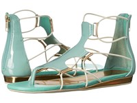 Volatile Clea Mint Women's Sandals Green