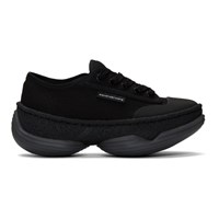 Alexander Wang Black A1 Low Sneakers