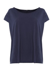 Replay Comfort Fit Jersey T Shirt Blue