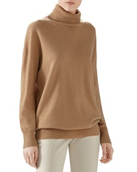 Gucci Oversized Cashmere Turtleneck Sweater