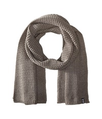 Jack Wolfskin Milton Scarf Grey Heather Scarves Gray