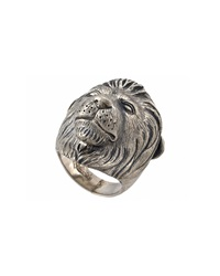 Theo Fennell Alias Lion Beastie Ring Size 6.75