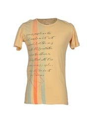 Reservado T Shirts Light Yellow