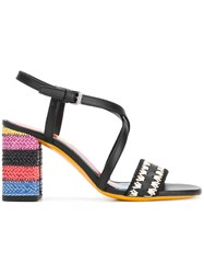Paul Smith Ps By Juliet Sandals Black