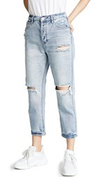 Kendall Kylie The Icon Jeans Favor Blue