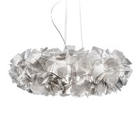 Slamp Clizia Suspension Ceiling Light Flume