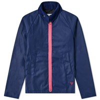 Barbour Munro Wax Jacket Blue