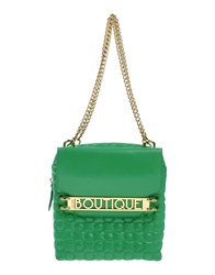 Boutique Moschino Handbags Green