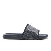 Ugg Men's Xavier Hyperweave Treadlite Slide Sandals Black