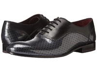 Ted Baker Jeick Grey Patent Men's Shoes Gray
