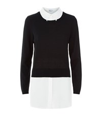 Claudie Pierlot Marylou Knit Top Female Multi