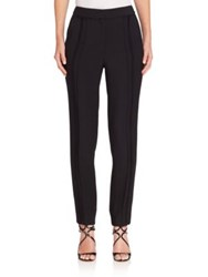 Jason Wu Stretch Canvas Pants Black