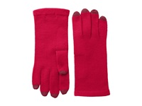 All Over Echo Touch Glove Magenta Dress Gloves Pink