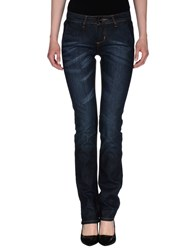 Gaudi' Denim Denim Trousers Women Blue