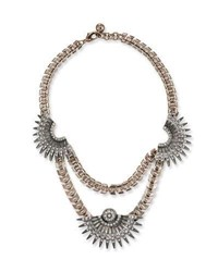 Lulu Frost Beacon Crystal Statement Necklace