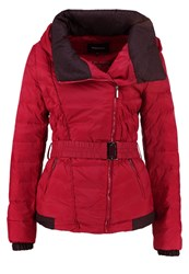 More And More Down Jacket Vintage Red