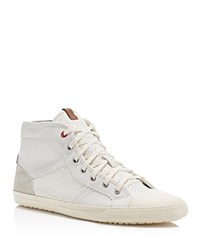 Ben Sherman Mitchell High Top Sneakers Compare At 90