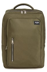 Jack Spade Men's Nylon Cargo Backpack Green Light Green