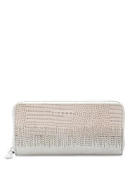 Liebeskind Sally F7 Leather Wallet Hyena Grey