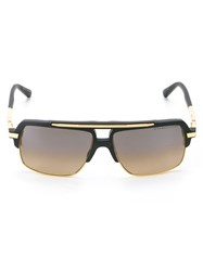 Dita Eyewear 'Mach Four' Sunglasses Black