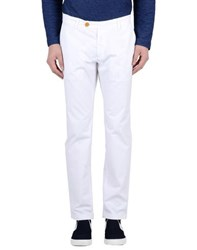 Yan Simmon Trousers Casual Trousers Men White
