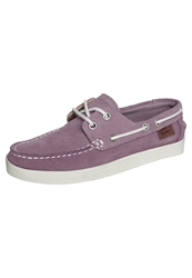 Lacoste Cauvin Boat Shoes Dark Pink