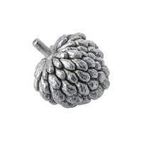 Comyns Silver Custard Apple Ornament
