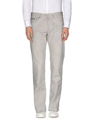 Love Moschino Trousers Casual Trousers Men Light Grey