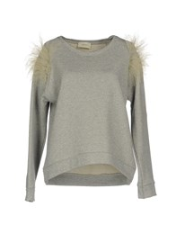 Vicolo Sweatshirts Light Grey