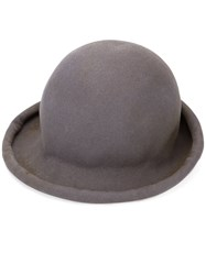 Horisaki Design And Handel Easy Burnt Hat Unisex Rabbit Felt S M Grey