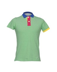 Fradi Polo Shirts Light Green
