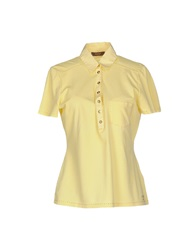 Marani Jeans Polo Shirts Yellow