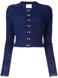 Alice Mccall The Sign Cardigan Blue