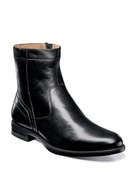 Florsheim Midtown Zipper Boots Black