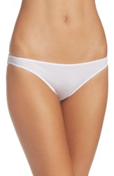 Free People Women's Some Girls French Hipster Briefs White