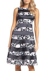 Adrianna Papell Women's Fit And Flare Dress