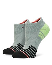 Stance Athletic Crunch Low Socks Teal