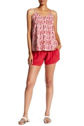 Soft Joie Koty Short Red