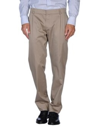 Paul And Joe Casual Pants Khaki