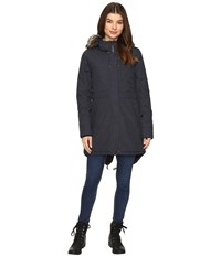 O'neill Frontier Parka Sky Captain Women's Coat Black