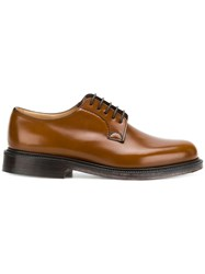Church's Classic Derby Shoes Brown