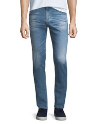 Ag Adriano Goldschmied Tellis Modern Slim Jeans 22 Years Gonzo